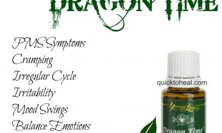 A Blend for Women!! Dragon Time!
