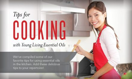 Cooking with essential oils…Yum!