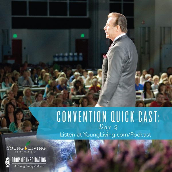 Convention QuickCast: Day 2
