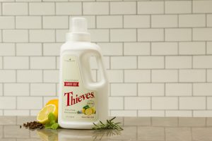Can Thieves Laundry Soap really work on this?
