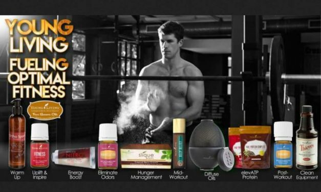 Supplements for Muscle & Fitness?  Ningxia Red will do it!