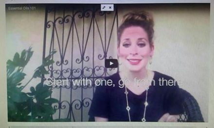 A Fast Past101 intro to Young Living with Hanna Crews