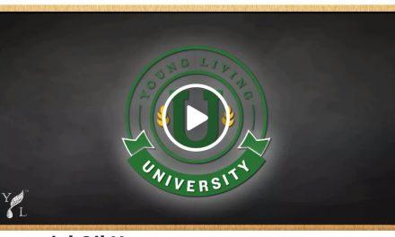 YL University!!  Easy essential Oil usage!