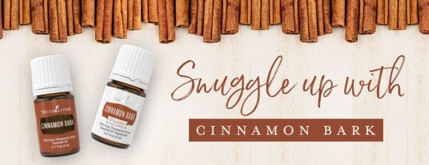 Snuggle Up With Cinnamon Bark!  From the YL blog
