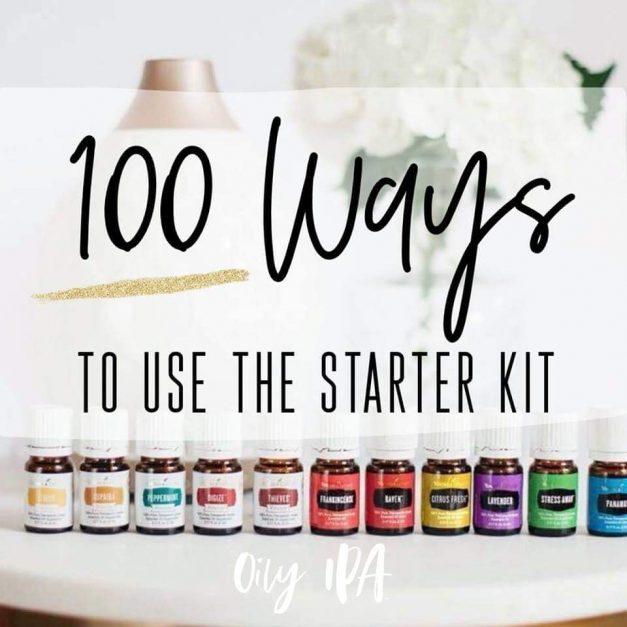 100+ Plus Ways to Use your Premium Starter Kit!