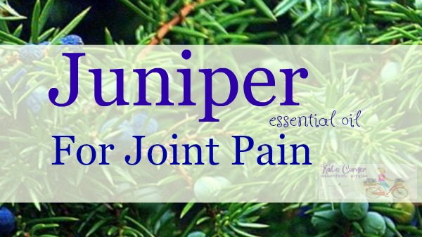 Magical Juniper Joint Gel!